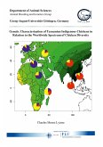 Genetic Characterization of Tanzanian Indigenous Chickens in Relation to the Worldwide Spectrum of Chicken Diversity
