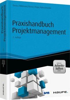 Praxishandbuch Projektmanagement - inkl. Arbeitshilfen online - Drews, Günter; Hillebrand, Norbert; Kärner, Martin