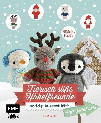 tierisch s e h kelfreunde im winterwunderland von ilaria. Black Bedroom Furniture Sets. Home Design Ideas