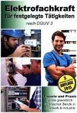 Elektrofachkraft für festgelegte Tätigkeiten nach DGUV 3
