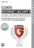 G DATA Internet Security - Jubiläumsversion (3PC/1Jahr)