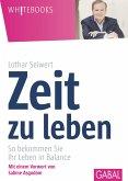 Zeit zu leben (eBook, PDF)