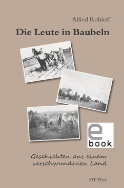 Die Leute in Baubeln (eBook, ePUB) - Rohloff, Alfred