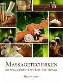 Massagetechniken der hawaiianischen Lomi-Lomi-Nui-Massage (eBook, ePUB)