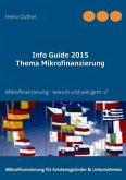 Info Guide Thema Mikrofinanzierung (eBook, ePUB)