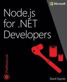 Node.js for .NET Developers (eBook, PDF)