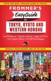 Frommer's EasyGuide to Tokyo, Kyoto and Western Honshu (eBook, ePUB)