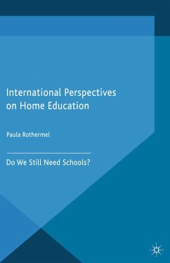 International Perspectives on Home Education (eBook, PDF)