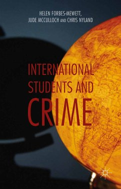 International Students and Crime (eBook, PDF)