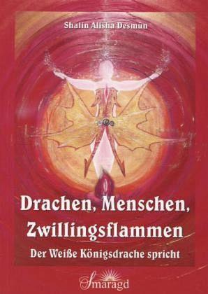 Drachen, Menschen, Zwillingsflammen - Desmûn, Shalin A.