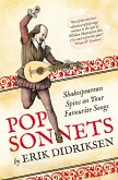 Pop Sonnets: Shakespearean Spins on Your Favourite Songs (eBook, ePUB)