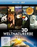 Die große 3D Weltnaturerbe Box (6 Discs)