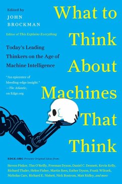 What to Think About Machines That Think (eBook, ePUB) - Brockman, John