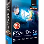 CyberLink PowerDVD 15 Pro (Download für Windows)