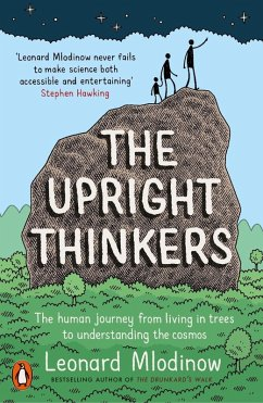 The Upright Thinkers (eBook, ePUB) - Mlodinow, Leonard