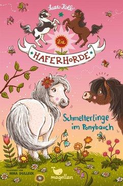 Schmetterlinge im Ponybauch / Die Haferhorde Bd.4 - Kolb, Suza