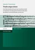 Trado atque dono (eBook, PDF)