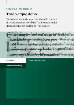 Trado atque dono (eBook, PDF) - Freudenberg, Sebastian