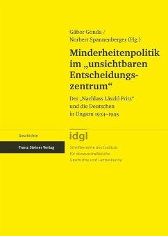 Minderheitenpolitik im 'unsichtbaren Entscheidungszentrum' (eBook, PDF)