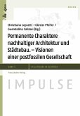 Permanente Charaktere nachhaltiger Architektur und Städtebau (eBook, PDF)