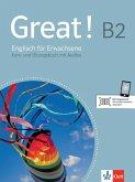 Great! B2 Lehr- und Arbeitsbuch + 2 Audio-CDs