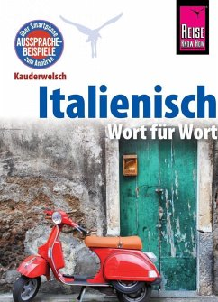 Reise Know-How Sprachführer Italienisch - Wort für Wort - Strieder, Ela