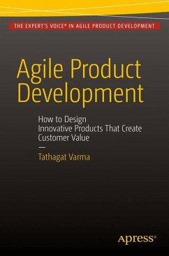 Agile Product Development - Varma, Tathagat