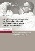 Der Bildhauer Fritz von Graevenitz und die Staatliche Akademie der Bildenden Künste Stuttgart zwischen 1933 und 1945 (eBook, PDF)