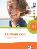 Fairway A1 new Kurs- und Übungsbuch + 2 Audio-CDs