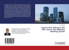 Factors that influence the NPL ratio in the Albanian Banking System