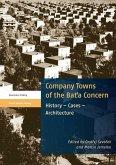 Company Towns of the Bata Concern (eBook, PDF)