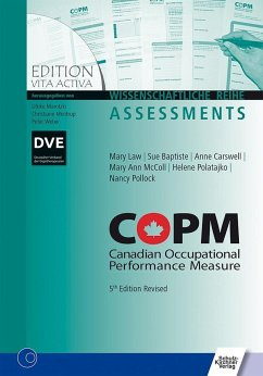 COPM 5th Edition - Law, Mary; Baptiste, Sue; Carswell, Anne