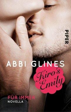 Kiro's Emily - Für immer / Rosemary Beach Bd.10 (eBook, ePUB) - Glines, Abbi