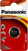 120x1 Panasonic CR 2032 Lithium Power VPE Masterkarton