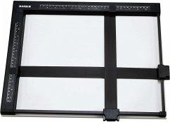 Kaiser Vergrößerungskassette mit Metallrahmen 24x30 cm 4001