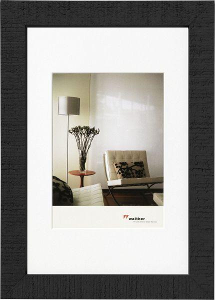 walther home 30x40 holz schwarz ho040b. Black Bedroom Furniture Sets. Home Design Ideas