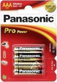 60x4 Panasonic Pro Power LR 03 Micro AAA VPE Masterkarton