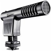 Walimex Pro Richtmikrofon Cineast I für DSLR Kamera/Camcorder