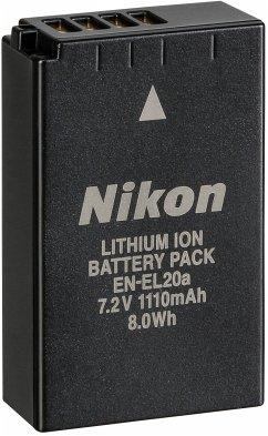 Nikon EN-EL20a Lithium-Ionen Akku