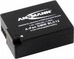 Ansmann A-Pan DMW-BLC12 1000mAh 7,4V