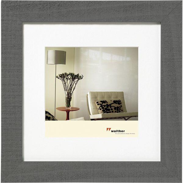 walther home 30x30 holz grau ho330d. Black Bedroom Furniture Sets. Home Design Ideas