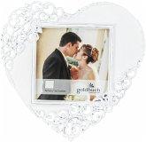 Goldbuch Eternity Herz 9x9 Metallrahmen Hochzeit 980040