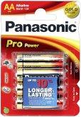 60x4 Panasonic Pro Power LR 6 Mignon AA VPE Masterkarton