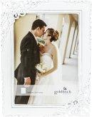 Goldbuch Eternity 13x18 Metallrahmen Hochzeit 980043