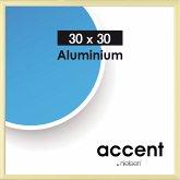 Nielsen Accent 30x30 Aluminium gold 54121