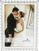 Goldbuch Firenze 13x18 Metallrahmen Hochzeit 960173