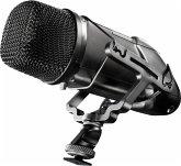 Walimex Pro Director 1 Stereo Richtmikrofon für DSLR Kamera/Camcorder