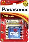 12x4 Panasonic Pro Power LR 6 Mignon AA VPE Innenkarton