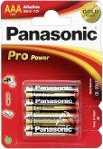 12x4 Panasonic Pro Power LR 03 Micro AAA VPE Innenkarton