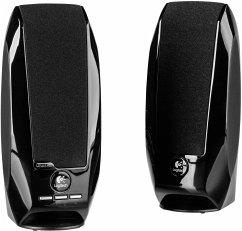 Logitech S150 PC Lautsprecher Digital USB black